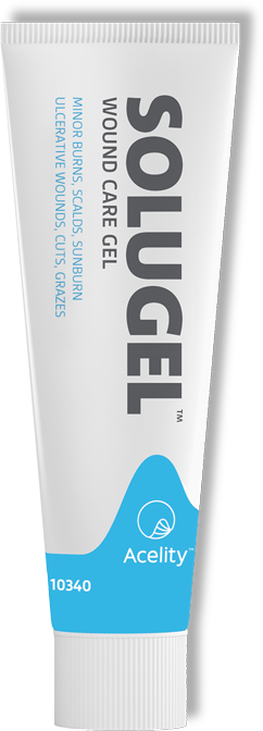 Solugel tube